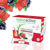 Naturactive Phytothérapie Fluides Solution Buvable Circulation 20 Sticks/10ml à BAR-SUR-SEINE