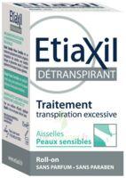 Etiaxil Aisselles Détranspirant Peau Sensibles Roll-on/15ml à BAR-SUR-SEINE