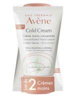 Avène Eau Thermale Cold Cream Duo Crème Mains 2x50ml à BAR-SUR-SEINE