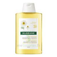 Klorane Camomille Shampooing 200ml à BAR-SUR-SEINE