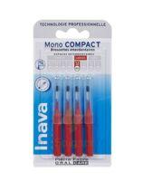 Inava Brossettes Mono-compact Rouge Iso 4 1,5mm à BAR-SUR-SEINE