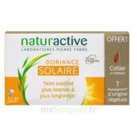 Naturactive Doriance Solaire 2x30 Capsules + 1 Collier Offert à BAR-SUR-SEINE