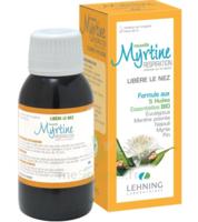 Lehning Myrtine Inhalante Solution D'inhalation 5 Huiles Essentiels Bio Fl/90ml à BAR-SUR-SEINE