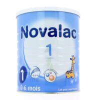 Novalac 1 Lait En Poudre 1er âge B/800g à BAR-SUR-SEINE
