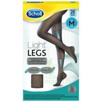 Scholl Light Legs™ Collants 20d Noir M à BAR-SUR-SEINE