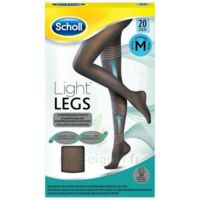 Scholl Light Legs™ Collants 20d Noir Xl à BAR-SUR-SEINE