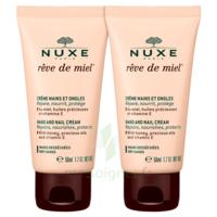 Rêve De Miel® Crème Mains Et Ongles 2*50ml à BAR-SUR-SEINE