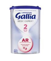 Gallia Bebe Expert Ar 2 Lait En Poudre B/800g à BAR-SUR-SEINE