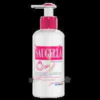 Saugella Girl Savon Liquide Hygiène Intime Fl Pompe/200ml à BAR-SUR-SEINE