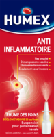 Humex Rhume Des Foins Beclometasone Dipropionate 50 µg/dose Suspension Pour Pulvérisation Nasal à BAR-SUR-SEINE