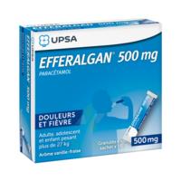 Efferalgan 500 Mg Glé En Sachet Sach/16 à BAR-SUR-SEINE