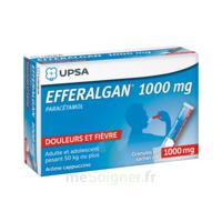 Efferalgan 1g Cappuccino Granules 8 Sachets à BAR-SUR-SEINE