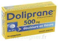 Doliprane 500 Mg Comprimés 2plq/8 (16) à BAR-SUR-SEINE