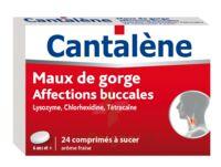 Cantalene, Comprimé à Sucer à BAR-SUR-SEINE