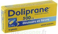Doliprane 500 Mg Gélules B/16 à BAR-SUR-SEINE