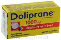 Doliprane 1000 Mg Comprimés Effervescents Sécables T/8 à BAR-SUR-SEINE