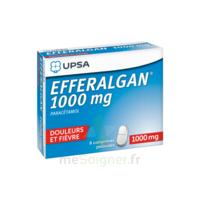 Efferalgan 1000 Mg Comprimés Pelliculés Plq/8 à BAR-SUR-SEINE