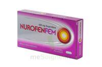 Nurofenfem 400 Mg, Comprimé Pelliculé à BAR-SUR-SEINE