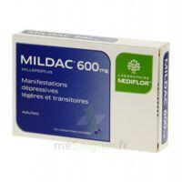 Mildac 600 Mg, Comprimé Enrobé à BAR-SUR-SEINE