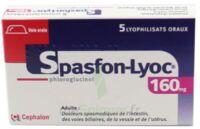 Spasfon Lyoc 160 Mg, Lyophilisat Oral à BAR-SUR-SEINE