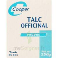Cooper Talc, Bt 250 G à BAR-SUR-SEINE