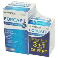 Forcapil Gélules Croissance Vitalité Cheveux Ongles B/180+60 à BAR-SUR-SEINE