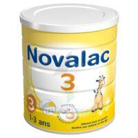 Novalac 3 Lait De Croissance B/800g à BAR-SUR-SEINE