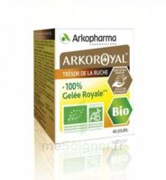 Arkoroyal 100% Gelée Royale Bio Gelée Pot/40g à BAR-SUR-SEINE