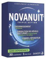 Novanuit Triple Action Comprimés B/30 à BAR-SUR-SEINE