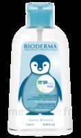 Abcderm H2o Solution Sans Rinçage Nettoyante Bébé Fl Pompe/1l à BAR-SUR-SEINE