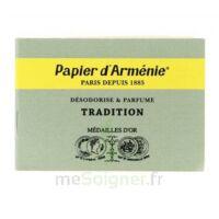 Papier D'arménie Traditionnel Feuille Triple à BAR-SUR-SEINE