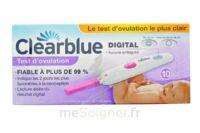 Test D'ovulation Digital Clearblue X 10 à BAR-SUR-SEINE