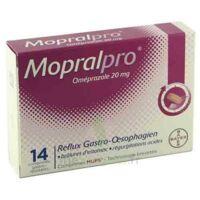 Mopralpro 20 Mg Cpr Gastro-rés Film/14 à BAR-SUR-SEINE