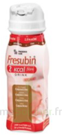 Fresubin 2kcal Fibre Drink Nutriment Cappuccino 4bouteilles/200ml à BAR-SUR-SEINE