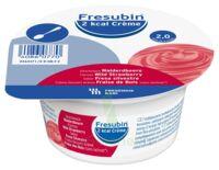 Fresubin 2kcal Crème Sans Lactose Nutriment Fraise Des Bois 4 Pots/200g à BAR-SUR-SEINE