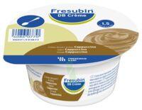 Fresubin Db Creme Nutriment Cappuccino 4pots/200g à BAR-SUR-SEINE