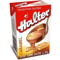 Halter Bonbons Sans Sucre Caramel à BAR-SUR-SEINE