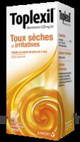 Toplexil 0,33 Mg/ml, Sirop 150ml à BAR-SUR-SEINE