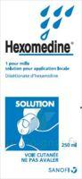 Hexomedine 1 Pour Mille S Appl Loc Fl/250ml à BAR-SUR-SEINE