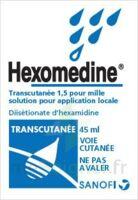 Hexomedine Transcutanee 1,5 Pour Mille, Solution Pour Application Locale à BAR-SUR-SEINE