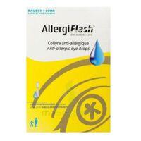 Allergiflash 0,05 %, Collyre En Solution En Récipient Unidose à BAR-SUR-SEINE