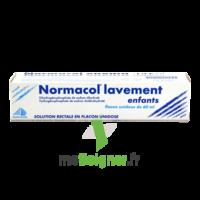 Normacol Lavement Enfants, Solution Rectale, Récipient Unidose à BAR-SUR-SEINE