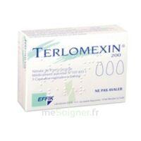 Terlomexin 200 Mg, Capsule Molle Vaginale à BAR-SUR-SEINE