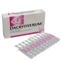Dacryoserum Solution Pour Lavage Ophtalmique En Récipient Unidose 20unidoses/5ml à BAR-SUR-SEINE
