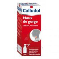 Colludol Solution Pour Pulvérisation Buccale En Flacon Pressurisé Fl/30 Ml + Embout Buccal à BAR-SUR-SEINE