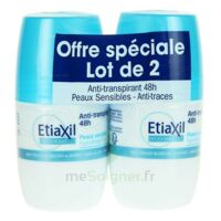 Etiaxil Deo 48h Roll-on Lot 2 à BAR-SUR-SEINE