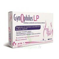 Gynophilus Lp Comprimés Vaginaux B/6 à BAR-SUR-SEINE