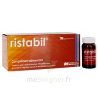 Ristabil Anti-fatigue Reconstituant Naturel B/10 à BAR-SUR-SEINE