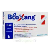 Bloxang Eponge De Gélatine Stérile Hémostatique B/5 à BAR-SUR-SEINE