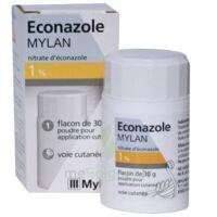 Econazole Mylan 1 % Pdr Appl Cut Fl/30g à BAR-SUR-SEINE